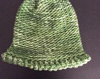 Green Fall Hat