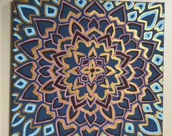 Mandala Painting III