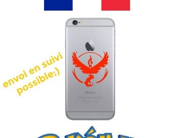 stickers pokemon GB bravery valor iphone ipad imac samsung