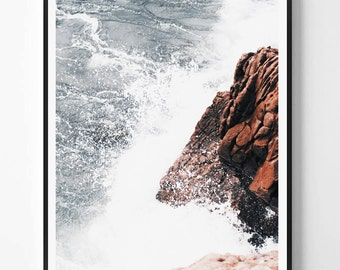 Forest print, Landcape Print, Photography, Minimal photo, Minimalist, Forest art, Landscape Photo, Landcape, Scandinavian Printable Art