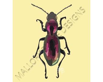 Bug Print