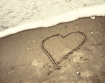 Sand Love at Cannon Beach by CambriGrace
