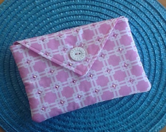 Pretty in Pink Kindle Fire Sleeve