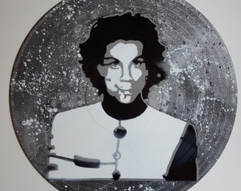 Prince Spray Paint Art, 12 inch Vinyl Record