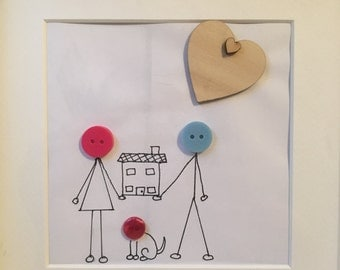 Handmade Family Pictures