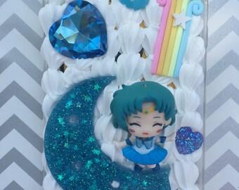 Sailor Mercury phone case for iPhone 6plus