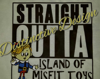 Straight Outta Island of Misfit Toys