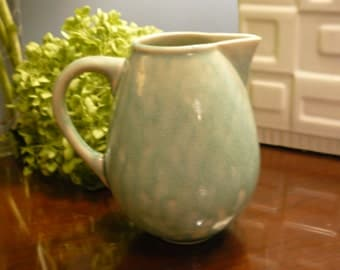 Jars Made in France Celadon Green Pitcher