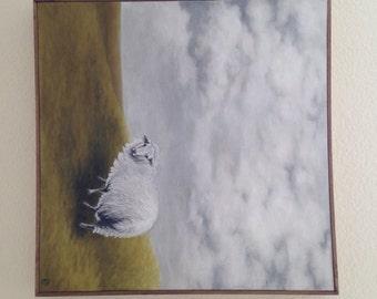 Wandering Lamb