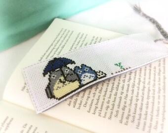 My neighbour Totoro bookmark