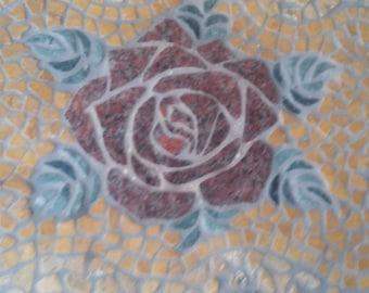 Jade Rose bench