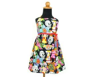 Viva Los Novios! Girls Halter Dress