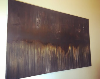 Original Abstract Canvas Art
