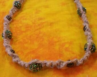 Knobby beads