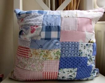 Beautiful Patchwork Cushion