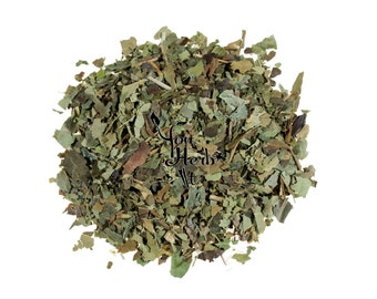 English Ivy Hedera Helix Dried Loose Leaf  - Buy Any 2x50g Get 1x50g Free!