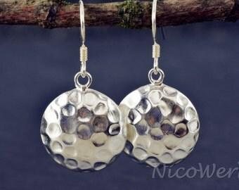 Silver earrings women's earrings jewelry earrings 925 gift SOR123