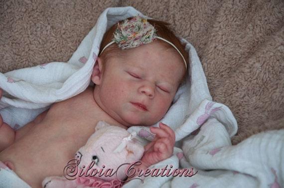 Custom Reborn Baby Kimberly By Realborn 6 Month Layaway