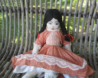 rag doll  16 in tall    free shipping