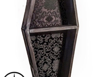 "14"" Grindhouse Coffin Shelf - The Vallo"