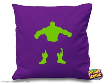 Hulk Avengers - Pillow Cushion Cover - Avengers Inspired by the Comic Books & Film