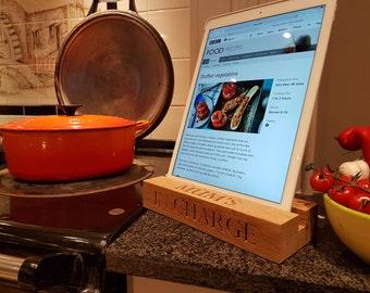 Tablet Holder for the kitchen!