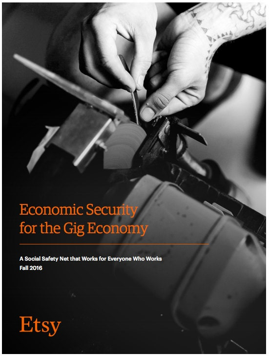 Economic Security for the Gig Economy