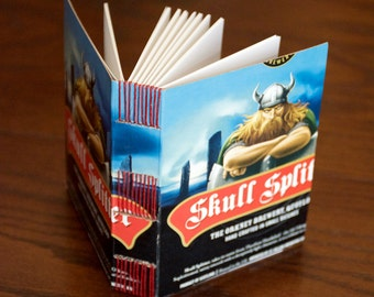 Beer Box Book: Skull Splitter