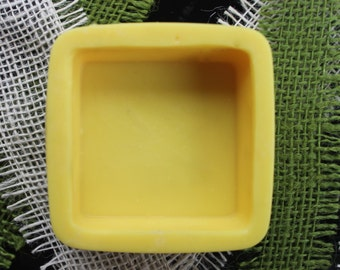 Pair of Square Soap Molds
