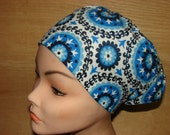 New Andalucia Euro Style Medical Surgical Scrub Hat Vet Nurse Chemo