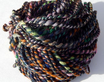 The Darkness-Handspun Two Ply Yarn