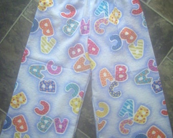 Boys Pajama Pants Flannel Lounging Pants Winter Pajamas 2 Years