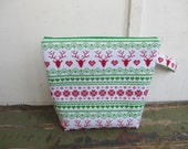 Fair Isle Box Bag Custom for tornangel012