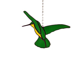 Hummingbird Suncatcher