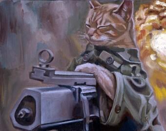 Modern Warfare Kitty