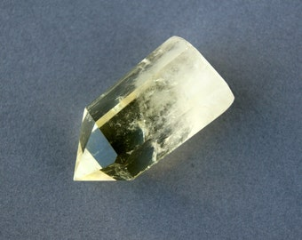 Citrine Crystal Point (6976)