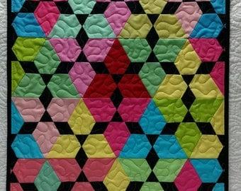 Mini Lotus Quilt