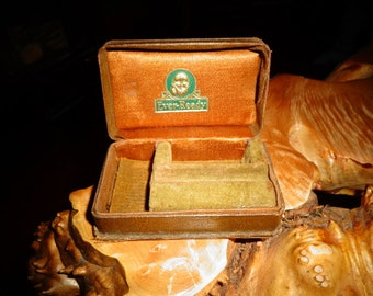 Ever Ready Antique Razor Box with Satin and Velet interior a nice collectible for your father/friend/Fathers Day