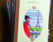 Paris Postcards - Paris Landmarks  - Set of 10