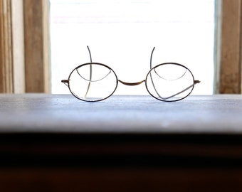 Antique American Optical Company Bifocal Spectacles