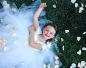 Custom Flower Girl Dresses RESERVED for Sylvia