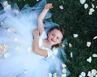 Custom Flower Girl Dresses RESERVED for Sylvia
