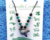 PIGEON Necklace, Supports Animal Welfare