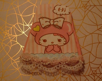 VERY LIMITED Blythe Doll Dress - Hi There Kitty