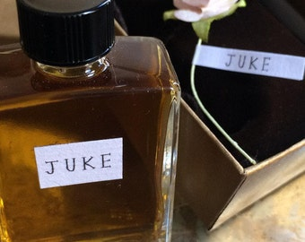Juke Natural Perfume, All Natural, Handcrafted, Small Batch