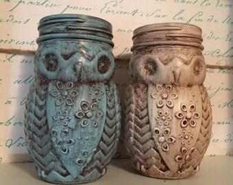 Raku finish polymer clay beads rainbow aurora by dandybeads for Mason jar bookends