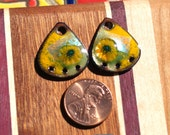 sunflower enamels