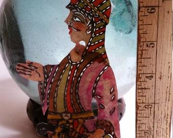 Karagoz Shadow Puppet Turkish Art Turkish Storytelling