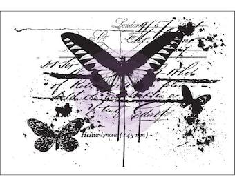 Prima Cling Stamps Treasured Memories 11