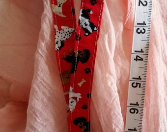 For The Love of Dogs Lanyard